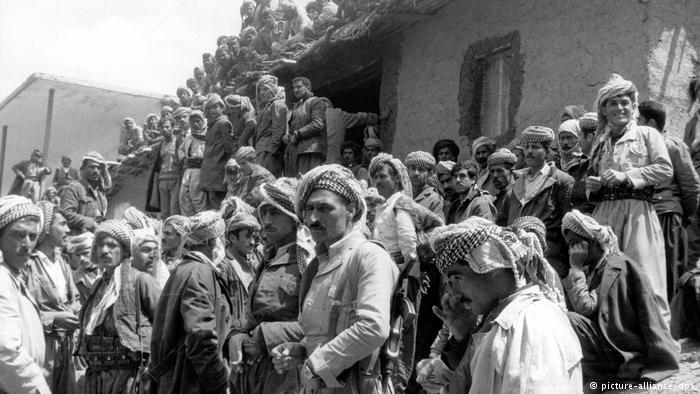 منعطفات استقلالية في تاريخ الحركة الكردية - الأكراد - العراق