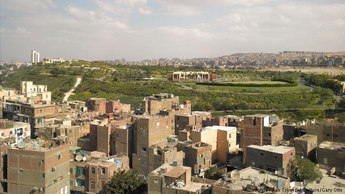 حديقة الأزهر ... بهجة وبهاء في قلب مصر  : القاهرة