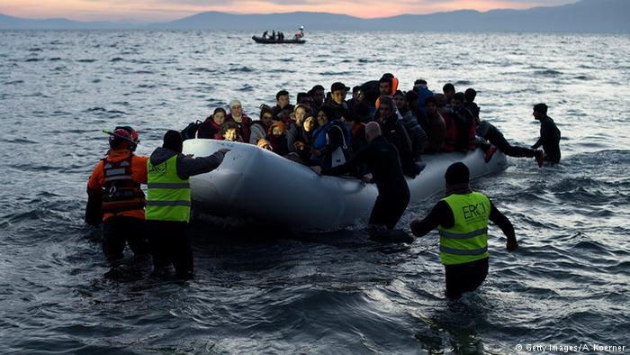 أكثر من 16 ألف شخص غرقوا في البحر المتوسط خلال 5 سنوات منذ 2013 في رحلات العبور المحفوفة بالمخاطر إلى أوروبا