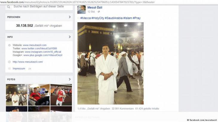 """مسيرة أوزيل الكروية - """"عازف ليل"""" في ألمانيا رمى مزماره بسبب صورة مع إردوغان رئيس تركيا"""