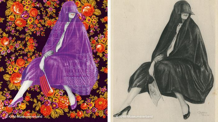 الحجاب في متحف فيينا العالمي ... فن غربي وشرقي عبر التاريخ ومعانٍ في الدين والجغرافيا