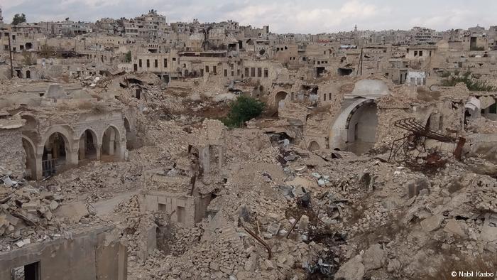 علماء آثار ألمان وسوريون في برلين يوثقون الإرث الثقافي السوري في أرشيف رقمي