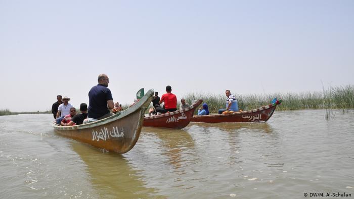 العراق: يوميات وتطلعات صيادي الطيور والسمك في هور الجبايش - من الصيد إلى تربية الجواميس والسياحة