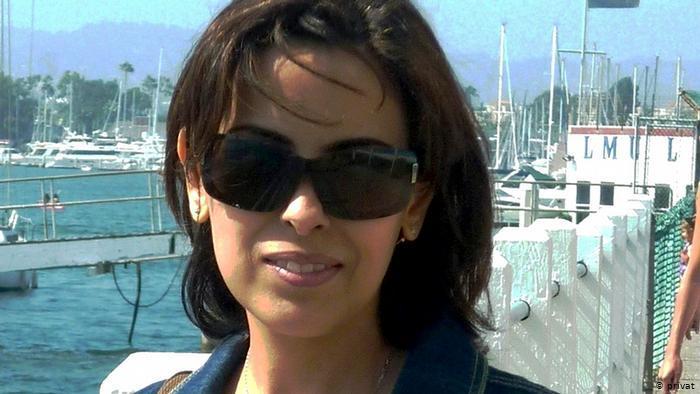 هالة الدوسري Porträt - Hala Aldosari  - privat