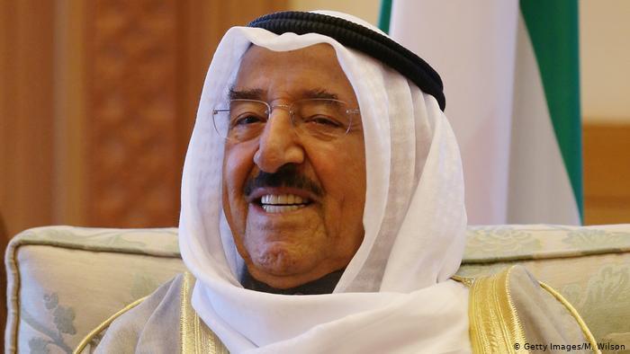 الملكيات العربية - سلطوية متسلطة أم إصلاحية مرنة؟ Scheich Sabah Al-Ahmed (Getty Images/M. Wilson)