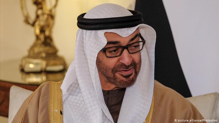 الملكيات العربية - سلطوية متسلطة أم إصلاحية مرنة؟ Abu Dhabis Kronprinz Sheikh Mohamed bin Zayed Al Nahyan (picture alliance/Photoshot)
