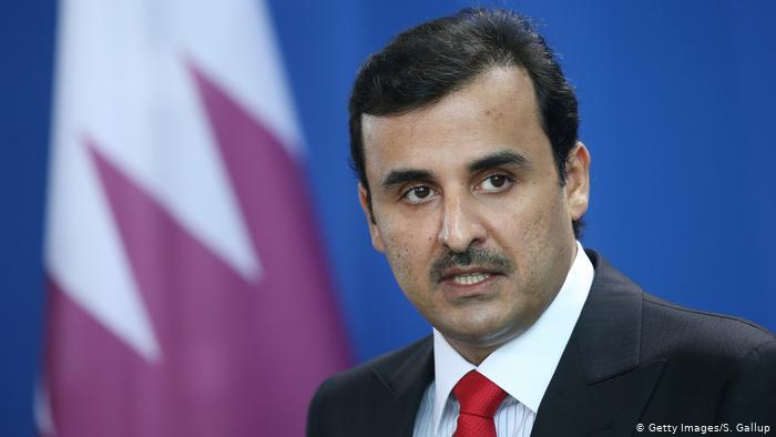 الملكيات العربية - سلطوية متسلطة أم إصلاحية مرنة؟ Katar Emir Al Thani (Getty Images/S. Gallup)