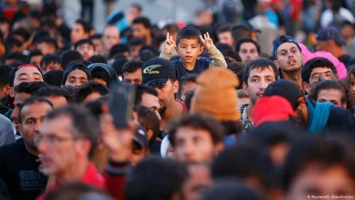 ألمانيا- المهاجرون واللاجئون ليسوا مشكلة لسكان المدن الكبرى