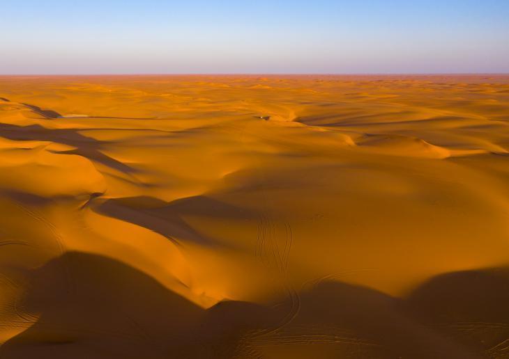 المملكة العربية السعوية من الأعلى بعين طائرة مُسيَّرة - السعودية ليست فقط صحراوية