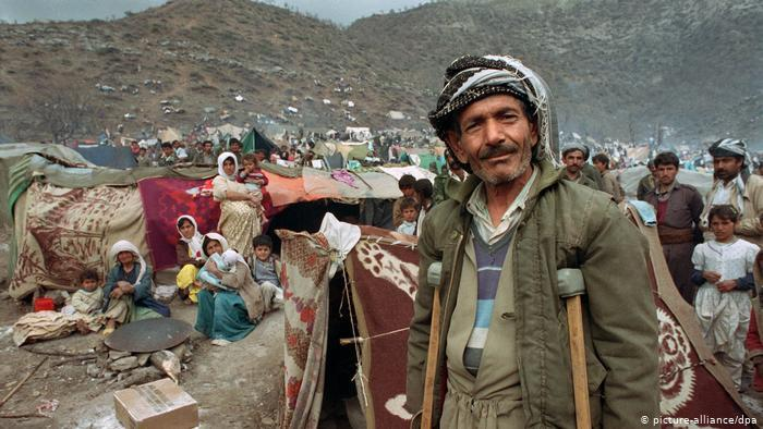 """هزائم تاريخية أجهضت حلم """"الدولة الكردية"""" - أكراد سوريا وتركيا والعراق وإيران"""