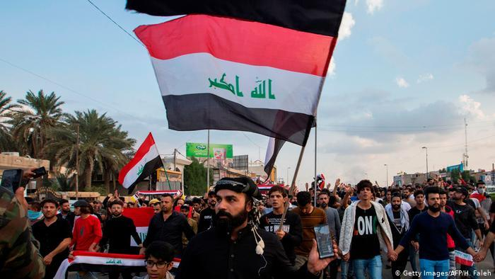 العراق - محطات رئيسية من احتجاجات 2019 الدامية