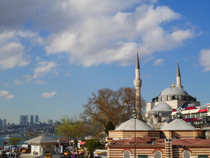الأضرحة الصوفية - قلب إسطنبول الروحي - تركيا
