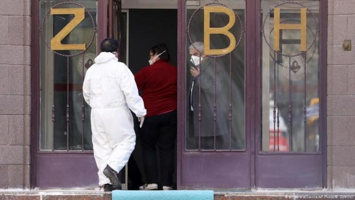حجر صحي بسبب كورونا في تركيا. تركيا تعلن إيقاف صلوات الجماعة للوقاية من تفشي كورونا