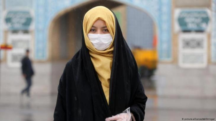 إيران.. وفاة شخص كل 10 دقائق بفعل فيروس كورونا المستجد