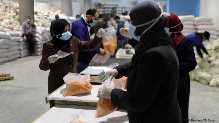 فيروس كورونا في غزة... بداية الكابوس