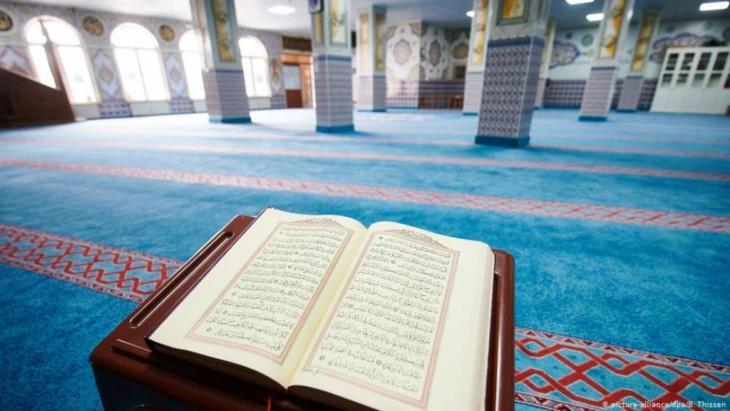 مسجد فوبرتال الرئيسي في ألمانيا مغلق