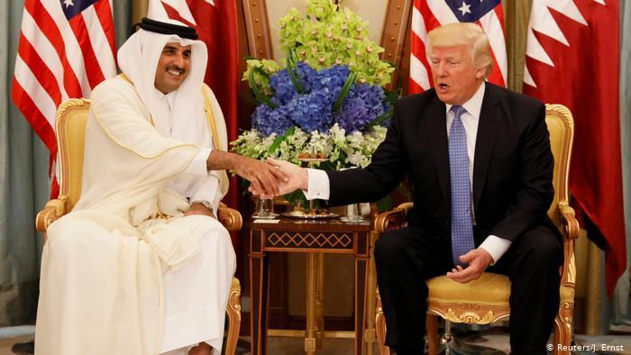 ثلاث سنوات عاصفة في تاريخ علاقات قطر بالسعودية والإمارات العربية والبحرين ومصر.
