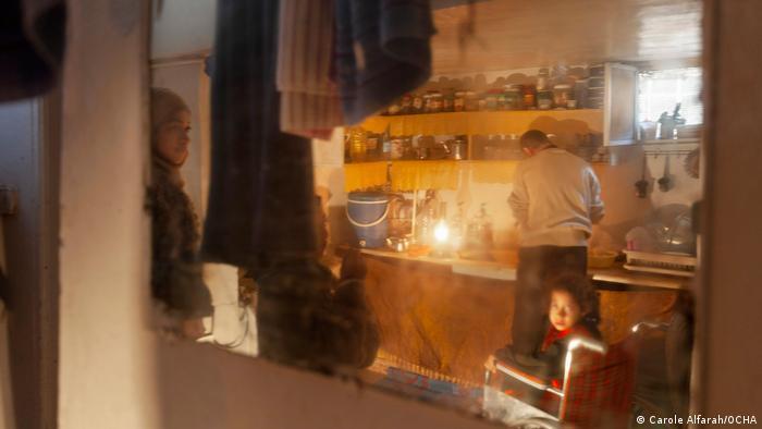 سوريا - صور باقية في الإذهان من معاناة الناس في عشر سنوات من الحرب والدمار