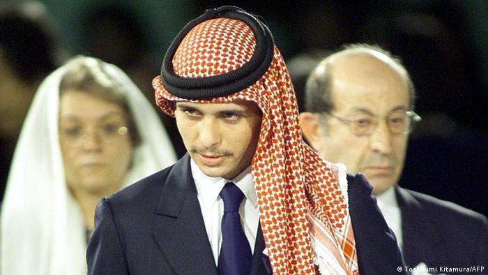 الأمير الحسين - الأردن