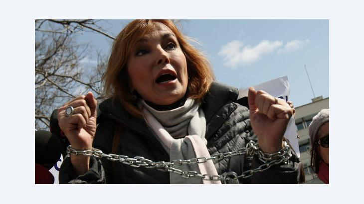 الصحفية التركية روحت منغي. د أ  ب د