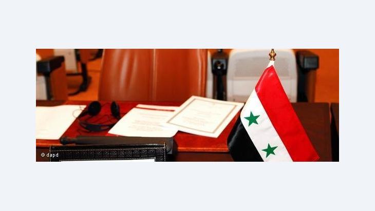 تعليق عضوية سوريا في الجامعة العربية