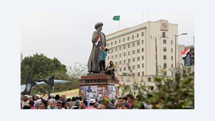 الانتخابات الرئاسية المصرية: رويتر
