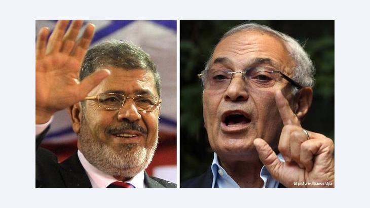الانتخابات الرئاسية في مصر: الصورة د ب ا