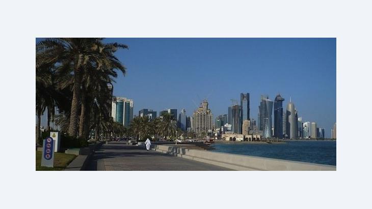 الدوحة. دويتشه فيله