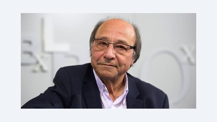 الكاتب الإيراني الألماني بهمان نيروماند. د ب أ