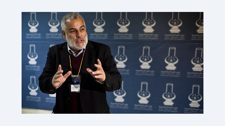 عبد الإله بن كيران ، رئيس وزراء المغرب.  Picture Alliance