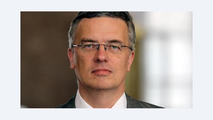 مفوض حقوق الإنسان في الحكومة الألمانية ماركوس لونينغ. الصورة: وزارة الخارجية الألمانية