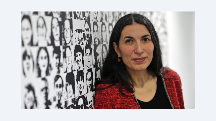 رئيسة منظمة العفو الدولية في ألمانيا سلمين جاليشكان. د ب أ