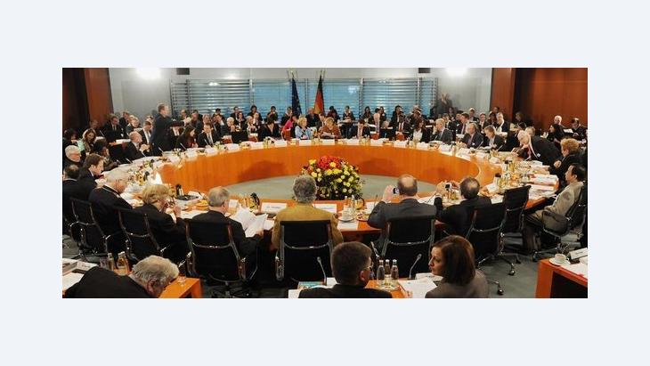 نقد سياسة الاندماج في ألمانيا، الصورة د ب ا