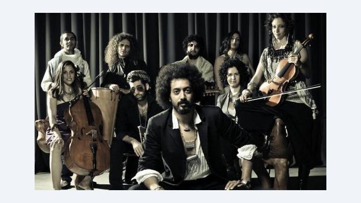 """فرقة """"يمن بلوز""""..... موسيقى تتجاوز حدود اللغات والأديان"""