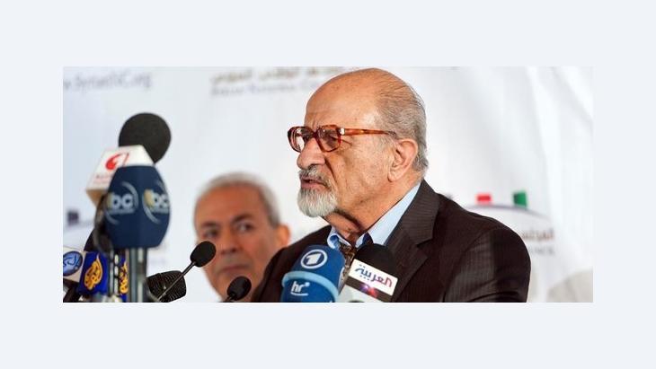 المعارض السوري هيثم المالح
