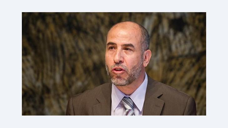 مدير مركز الفقه الإسلامي  في جامعة توبينغن عمر حمدان، الصورة د ب ا