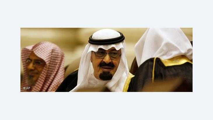العاهل السعودي الملك عبد الله