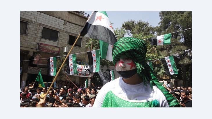 الحرب الأهلية في سوريا: الصورة دويتشه فيله