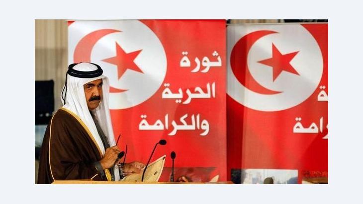 سياسة قطر الخارجية: الصورة رويتر