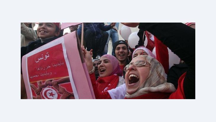 """""""مصطلح الربيع العربي فيه تسرع ولا أرى أية دولة دينية تنشأ في أي مكان""""، الصورة د ب ا"""
