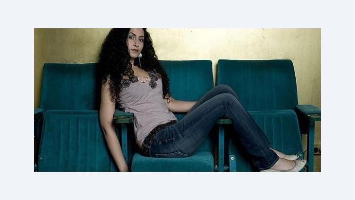 مغنية الجاز الألمانية التركية دفنا شاهين