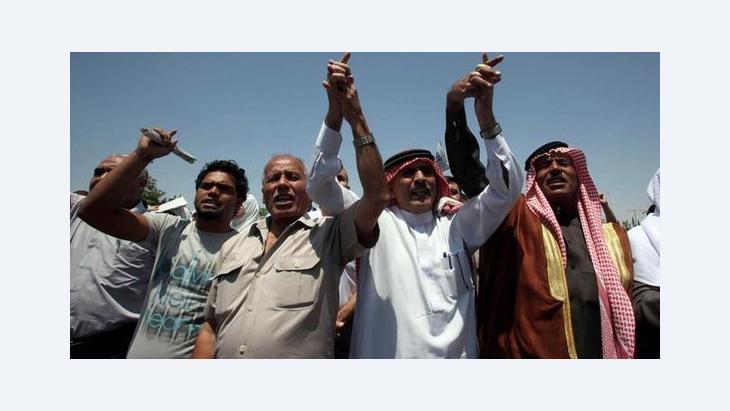 الحراك الأردني الصورة د ب ا