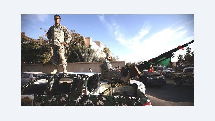 ليبيا الجديدة بين سطوة الكتائب الثورية والأزمات السياسية  الصورة غيتي اميج