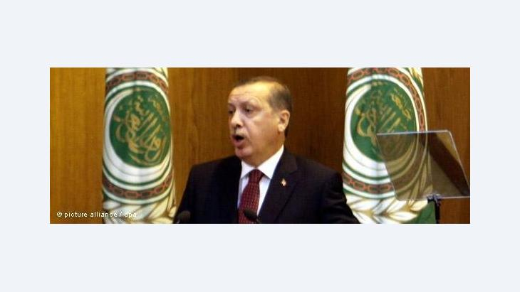 ترحيب كبير لقيه إردوغان في مصر، الصورة د ب ا