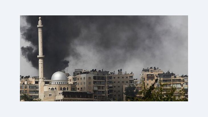 الحرب الأهلية في سوريا ، رويترز