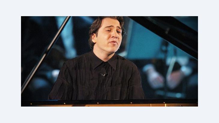 عازف البيانو التركي فاضل ساي بيكنر أليانس الصورة سيمونز