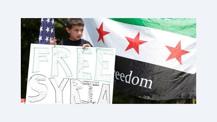 """نظام  الأسد...بلا أسد- فهل """"الحل اليمني"""" مخرج للأزمة السورية؟"""