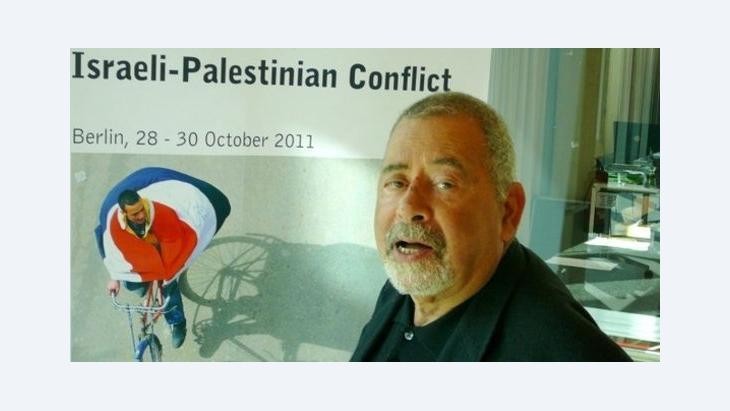 السياسي الفلسطيني إيلان هاليفي