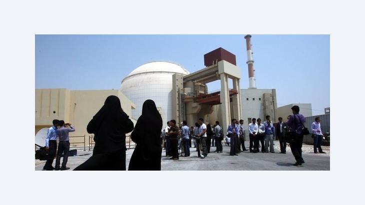 أحلام طهران النووية
