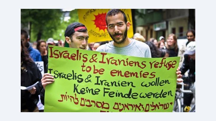 الرابطة الإسرائيلية-الإيرانية في برلين: الصورة جاك هوبر